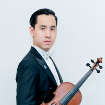 Chot  Buasuwan, Assistant Concertmaster