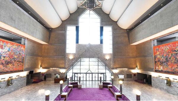 Thailand Cultural Centre – Main Hall