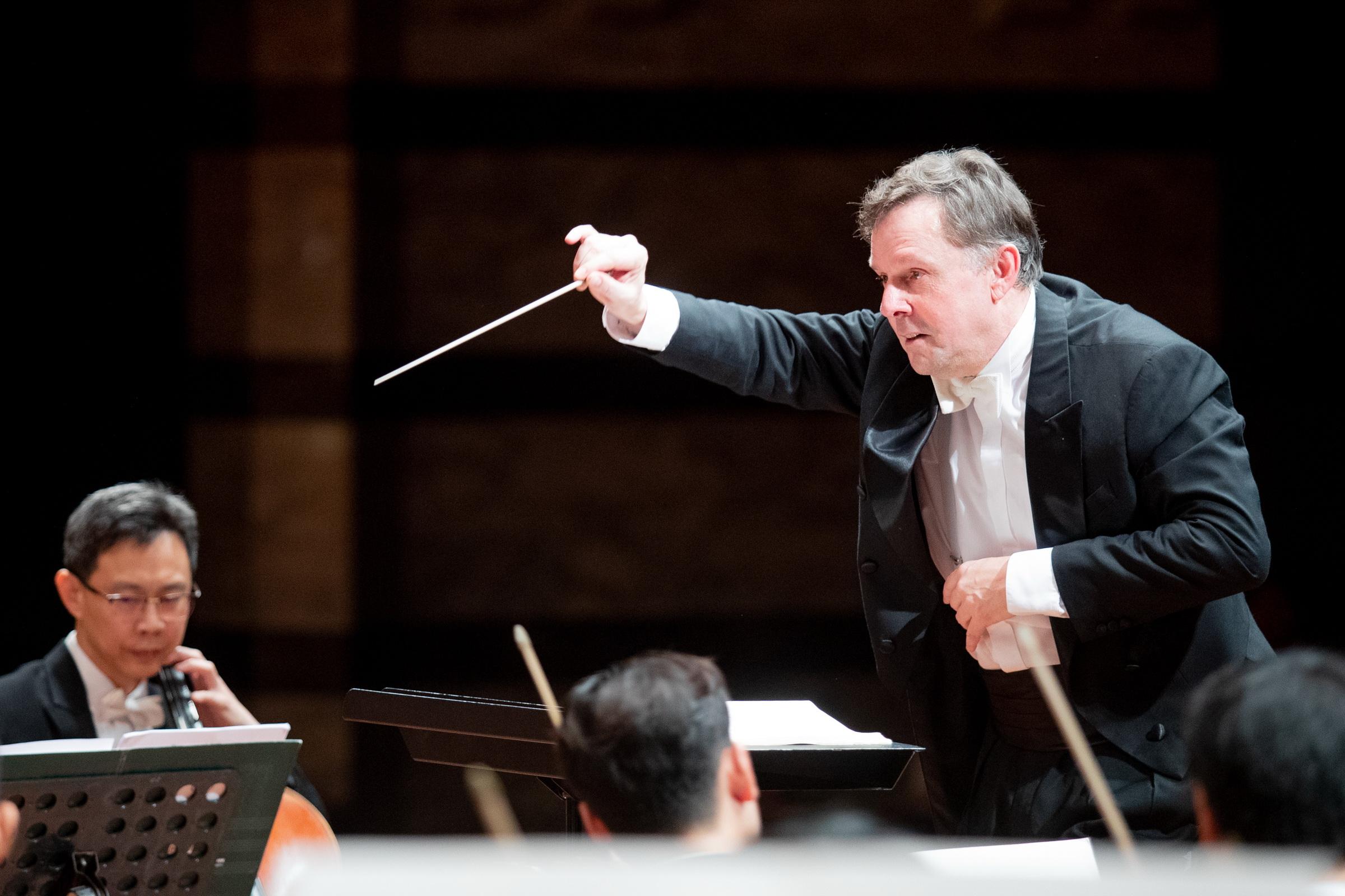 Maestro Michel Tilkin